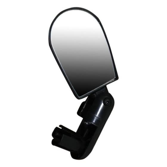 Bike Rear Mirrors 360 Degree Rotation Bicycle Rearview Mirrors Suitable For Mountain Road Bike MTB Handlebar