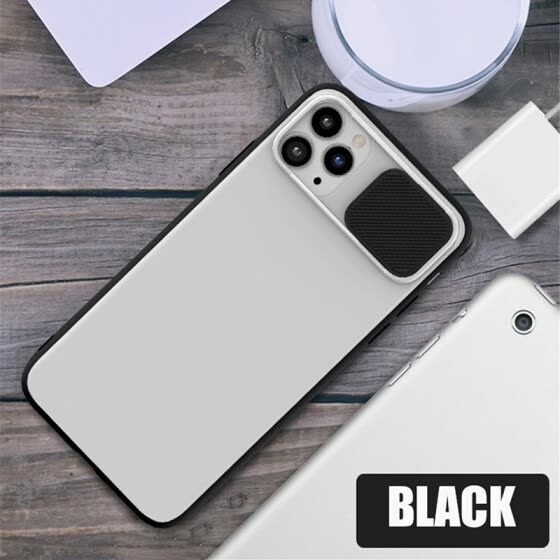 Camera Lens Protection Phone Case For IPhone 11 Pro Max/11 Pro Max Candy Color Soft Back Cover