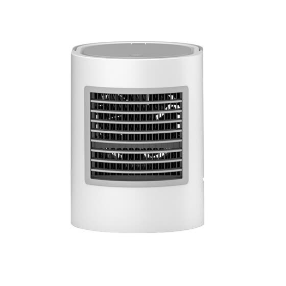 Personal Air Cooler, Mini Space Cooler, Desktop Air Conditioning Fan with 3 Wind