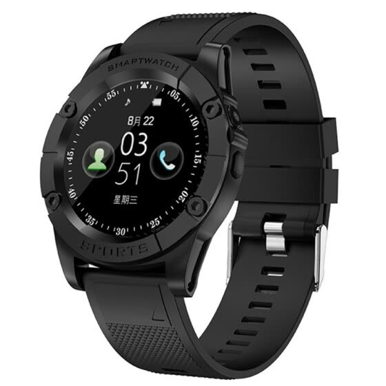 Smart Watch Bluetooth Wristband HD Screen Motor SIM Smartwatch With Pedometer Camera Mic Android Mobile Phone Call Wristwatch