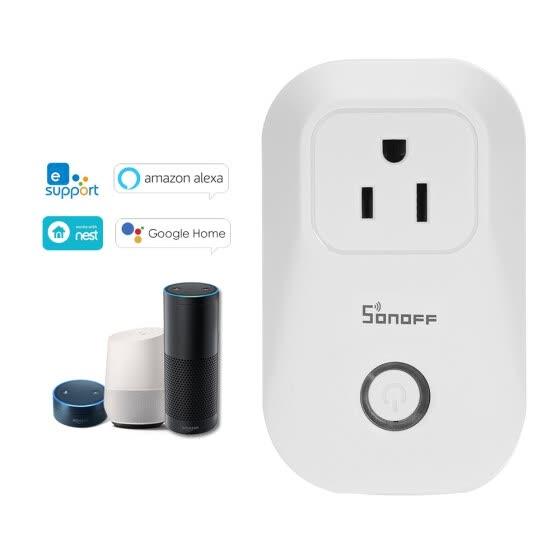 Shop eWeLink S20 EU Type E ITEAD Wifi Wireless Remote