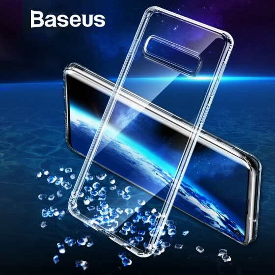 Baseus Phone Case For Samsung S10 S10 Plus New Phone  Soft Thin TPU Protect Case 2019 Samsung S10 S10+