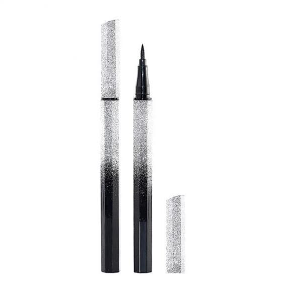 Waterproof Liquid Eyeliner Long Lasting Smudge proof Precise Eyeliner Pen for All Day with Slim Tip, Black