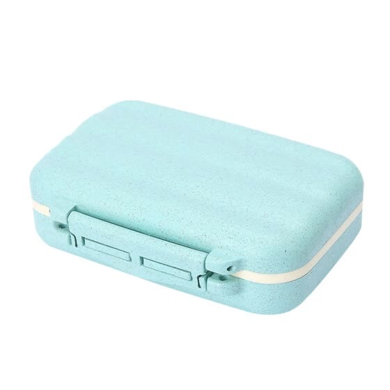 Travel Pill Box Medicine Tablet Storage Vitamin Dispenser Organiser