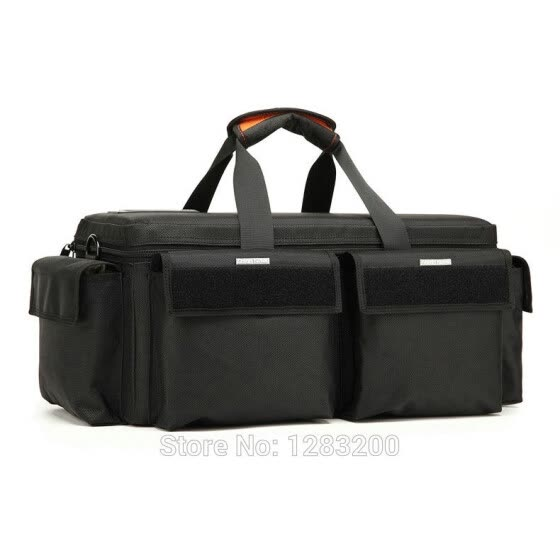 Professional Large Video Camera Bag HDV3819-5026 For Panasonic AG-AC90MC AG-HMC43MC SONY HDR-FX1000E HDR-AX2000E HVR-A1C
