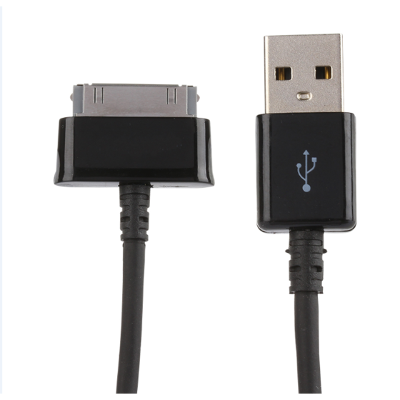 Follure Usb Data Cable Charger For Samsung Galaxy Tab 2 10.1 P5100 P7500 Tablet