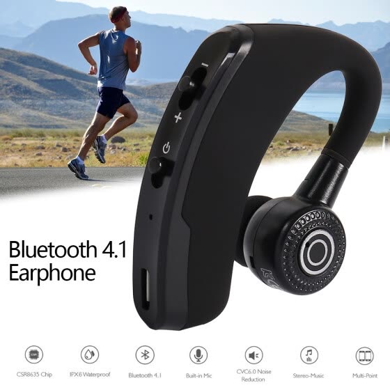 Shop Wireless Bluetooth Headset Stereo Earbud Hands Free Earpiece For Iphone Samsung Online From Best Furniture And Decor On Jd Com Global Site Joybuy Com