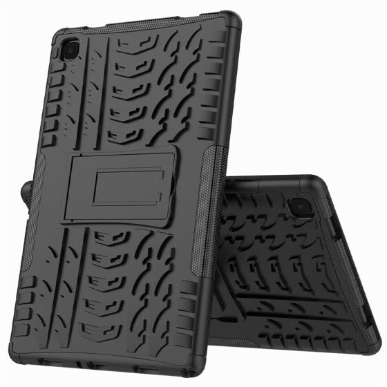 Rugged-Hybrid KickStand Case Cover for Samsung Galaxy Tab A7 10.4  T500 T505