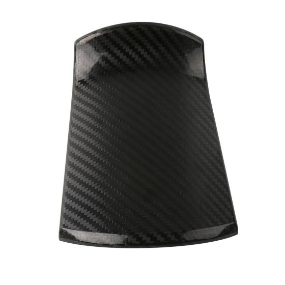 Motorcycle Scooter Carbon Fiber Fuel Gas Oil Tank Cap Cover For YAMAHA XMAX 300