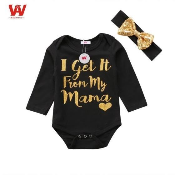 Pants Outfits Newborn Infant Baby Girl Leopard Clothes Jumpsuit Romper Bodysuit