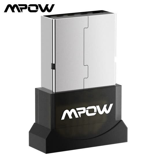 Mpow Mini USB Adapter Bluetooth 4.0 Upgraded TX & rX 2 in 1 USB Port 2.0 Adapter for iPhone Mouse Keyboard PC Windows XP/7/8/10