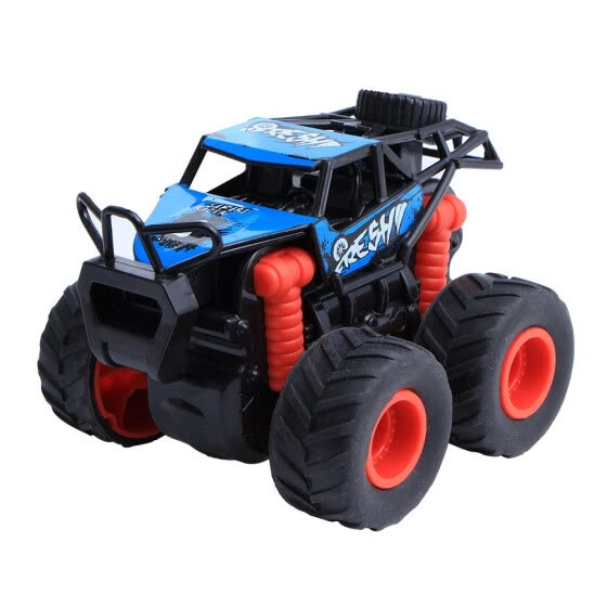 LIDYCE Mini Vehicle Pull Back Cars with Big Tire Wheel Creative Gifts for Kids