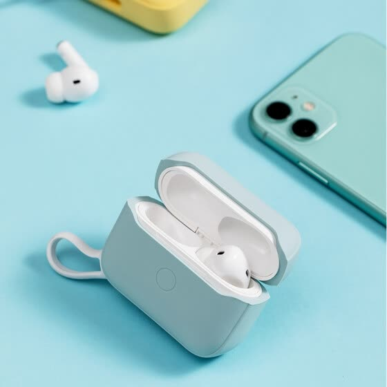 MINISO AirPods Pro Split Small Tail Headphone Case (Mixed)