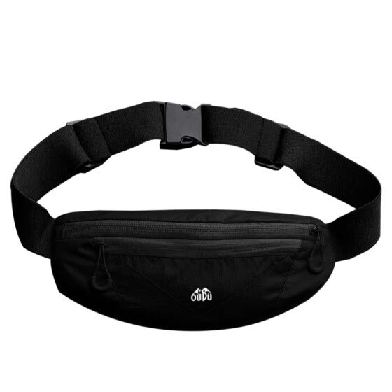 Running Waist Bag Adjustable Slim Splash-proof Fanny Pack Belt Bag for Sports