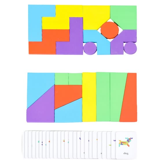 Lacetr Wisdom play Kids Puzzles Toys for 2-4 Ages  Wooden  Educational Puzzle