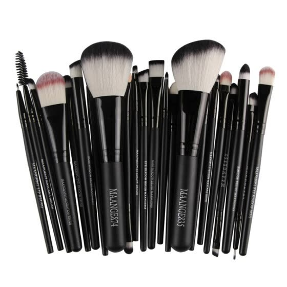 22 Pcs Makeup Brush Set Powder Foundation Eyeshadow Eyeliner Lip Cosmetic Brush Kit Beauty Tools Hot Sale