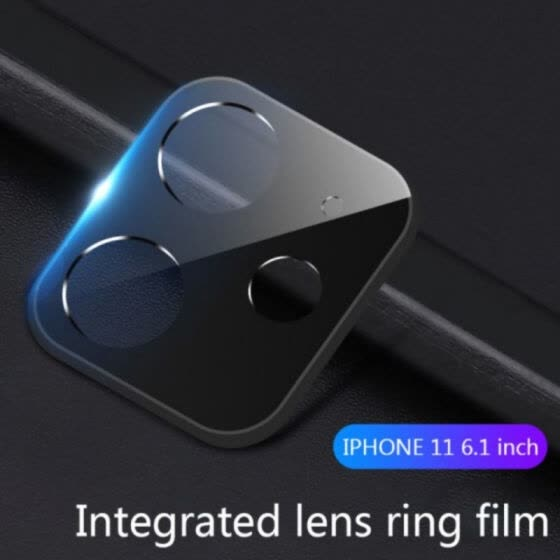 High-quality Titanium Alloy Lens Film Mobile Phone Camera Anti-explosion Tempered Film For Apple iPhone11/11 pro/11pro max