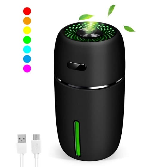 Car Humidifier Home Silent Desktop Portable USB Air Purifying Humidifier