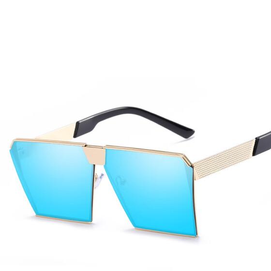 a9f9812da7 Fashion Sunglasses Men Polarized Sunglasses Men Driving Mirrors Coating  Points Black Frame Eyewear Male Sun Glasses