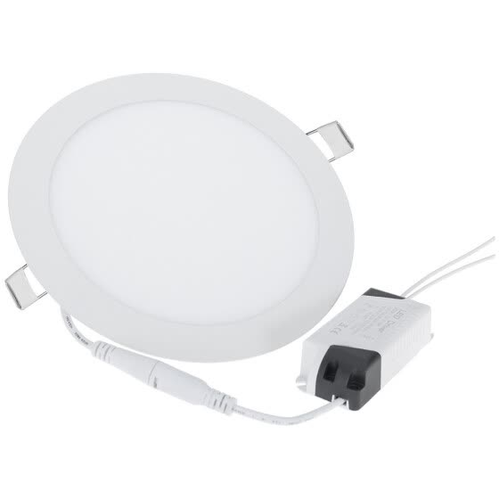 LED Recessed Ceiling Panel Down Lights Bulb Slim Lamp Fixture Panel Light