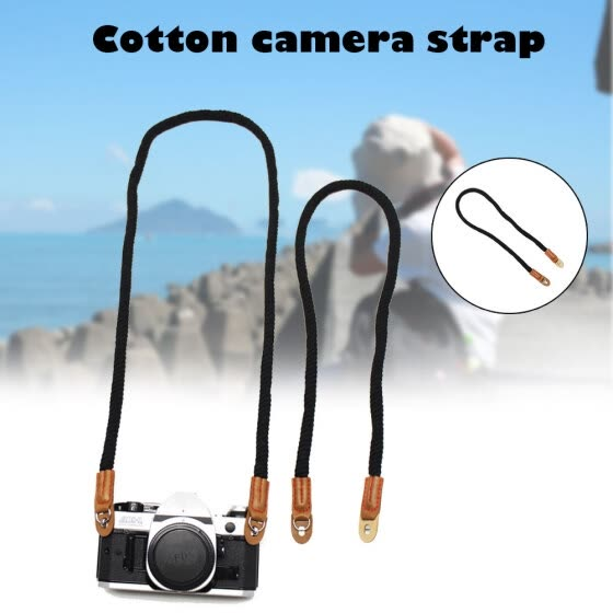 New Mirrorless Digital Camera Shoulder Neck Strap Cotton Sling Hand Belt for Leica Canon Nikon Olympus Pentax Sony
