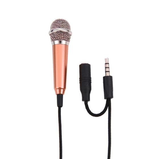 Mini Car Microphone 2.5mm Brand New 4M Bluetooth External Microphone Stereo Car Radio Receiver