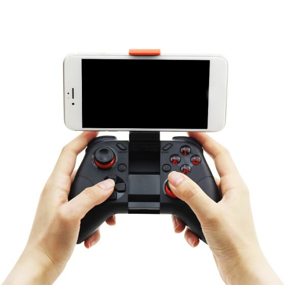 Mobile Bluetooth Gamepad Joypad Android Wireless VR Joystick Controller Smartphone Tablet PC Smart Phone Game TV Pad