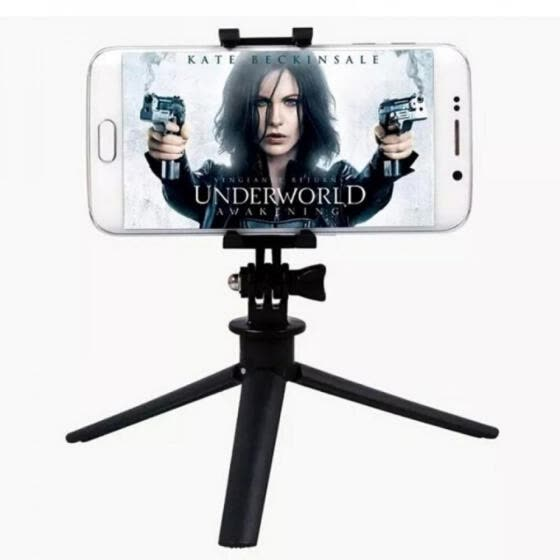 Mini Lightweight Table Top Stand Tripod Black ABS for phone for Sony Selfie Stick Digital Camera, DSLR, Video Camera