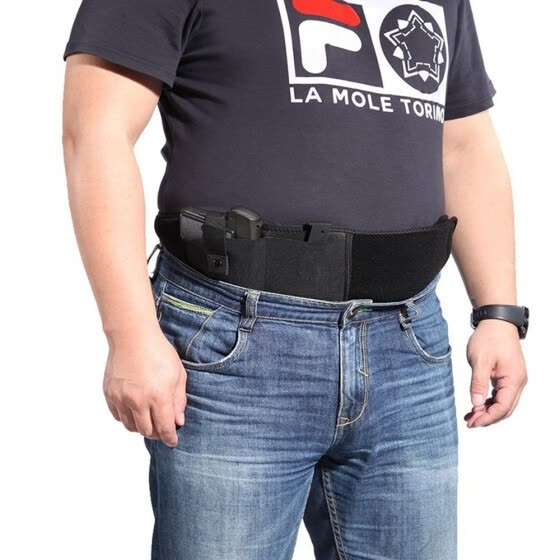 Shop Tactical Belly Band Holster Concealed Carry Pistol Gun