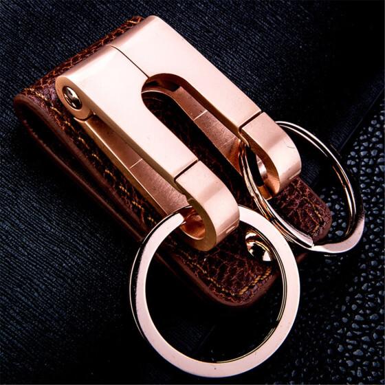 Shop Newest Luxury Zinc Alloy Car Keychain Key Rings Keyring Key