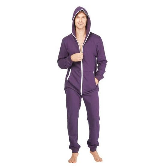 e4cdf5bab9db New Adult Pajamas Unisex Pyjamas Onesie Mens Women One Piece Pajamas  Sleepsuit Sleepwear Hooded Homewear