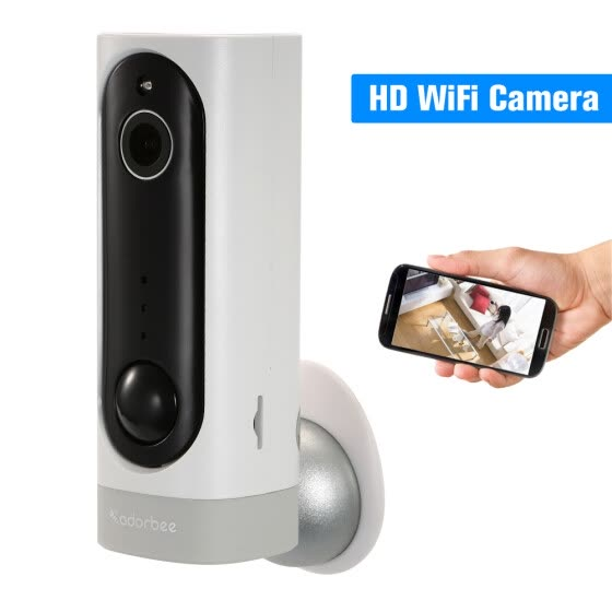 Shop adorbee Wireless 720P WIFI Camera Rechargeable Security Indoor