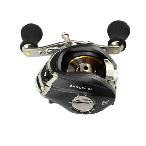 Shop BaitCaster Fishing Reel 10Ball/ 11Ball Bearings + One