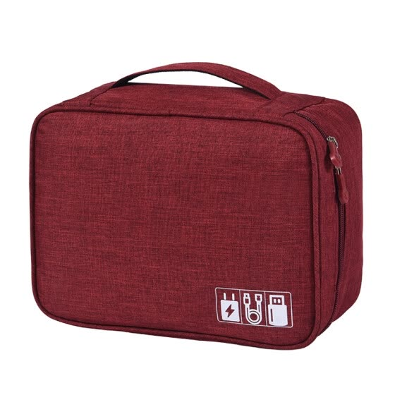 JING HUI SI CHUANG Multi-function storage bag,JH0955 red