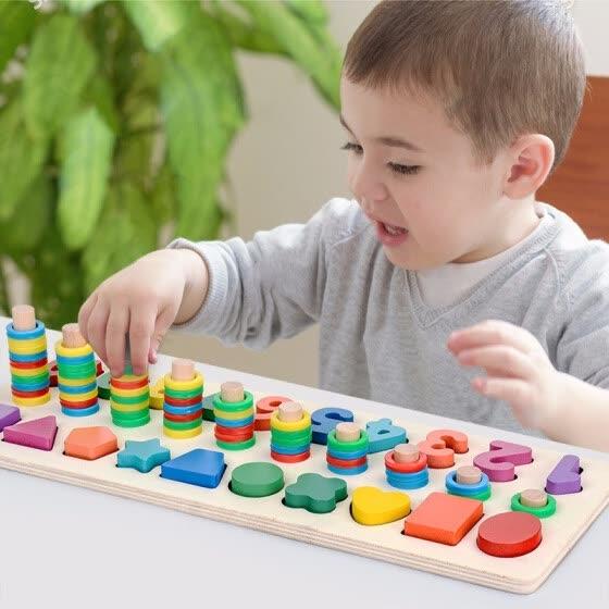 развивающие игрушки для детей от 2 3 лет