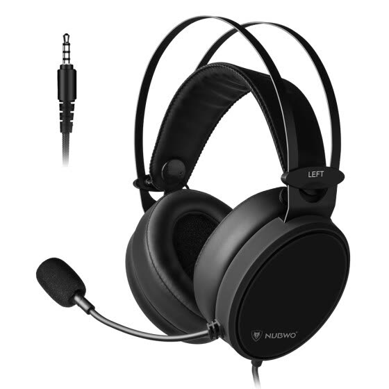 4addd87ea56 NUBWO N7 3.5mm Gaming Headset Deep Bass Headphones On Ear Earphone With  Microphone For PS4