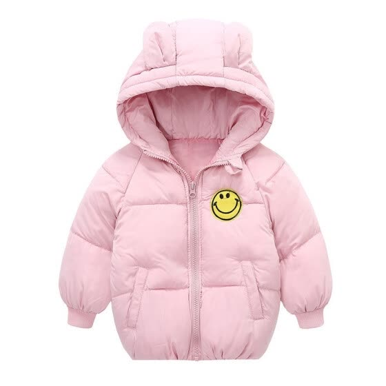 3bbc0d7f4cc5 Shop Girl Jackets Girls Outerwear Coats Long Sleeve Solid Thick Kids ...