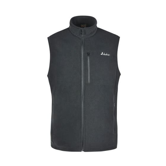 Clothin Men's  Cozy Fleece Outdoor Vest Travel Warm Vest @ Regular Fit