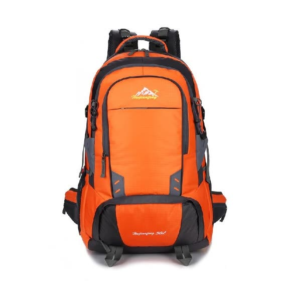489c06c8b0 50L Water Resistant Backpack Outdoor Sport Travel Laptop Daypack Camping  Climbing Hiking Backpack for Men and