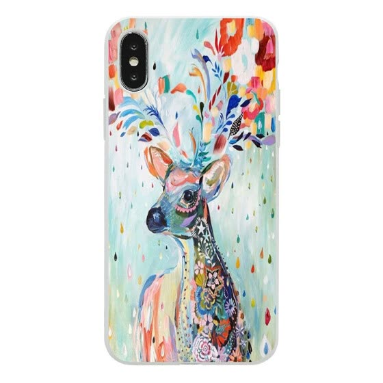 For HTC Exodus 1 one X10/E66 M10 Desire Bolt 12 12Plus 12S D12 D12Plus D12S TPU Soft Phone Case DIY Back Cover Flower Cat