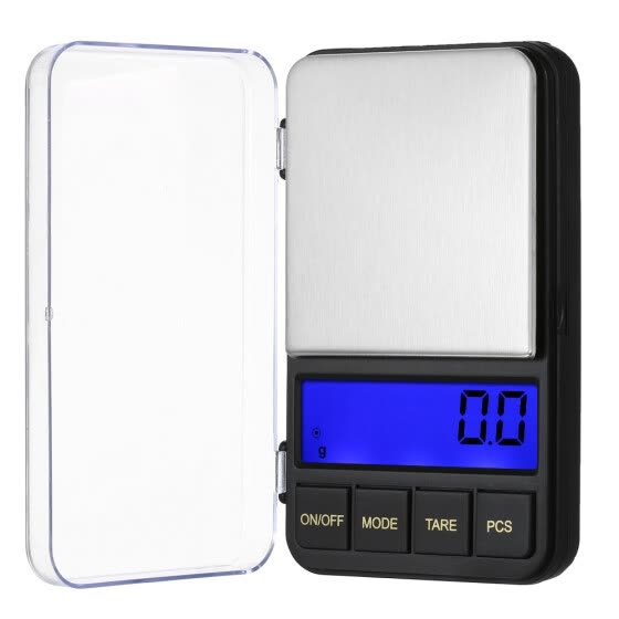 Shop 500g 0 01g High Precision Pocket Scale Accurate Jewelry