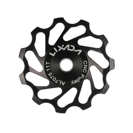 Shop Lixada MTB Road Bike Ceramic Pulley 7075 Aluminum Alloy