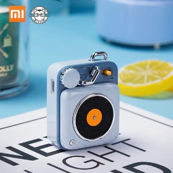 Shop Xiaomi Mijia BT Speaker Atomic Phonograph B612 Smart