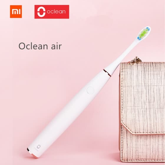 Oclean Air Rechargeable Sonic Electrical Toothbrush Intelligent APP Control with Pressure Sensitive Button from Xiaomi