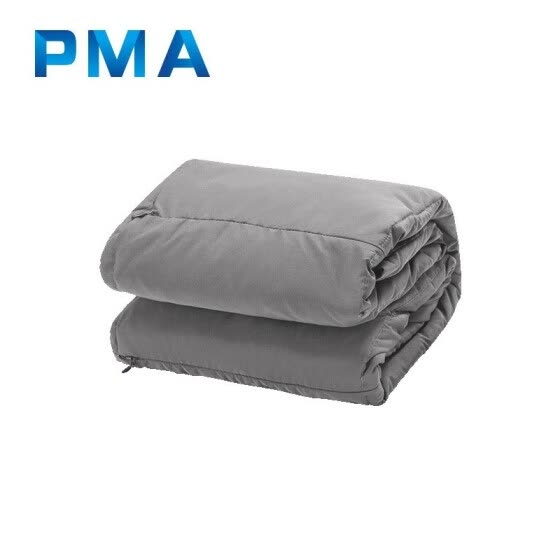 2018 PMA Xiaomi Multi-function Blanket, Graphene Heat Tech, Rapid Heat Tech, 90% Duck Down,Temperature Control, Drop Shipping,Grey