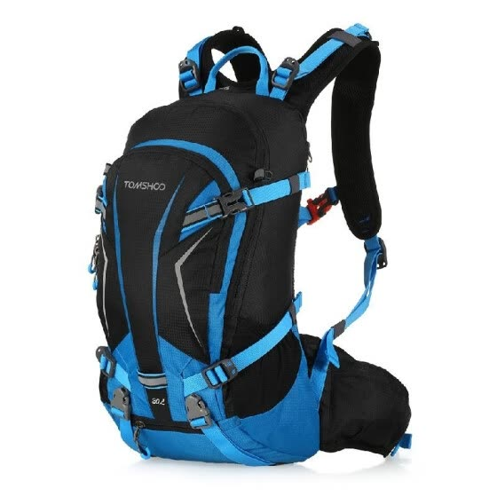 TOMSHOO 20L Water-resistant Bicycle Bike Cycling Backpack Bag Pack Outdoor  Sports Riding Travel Camping bf332187af