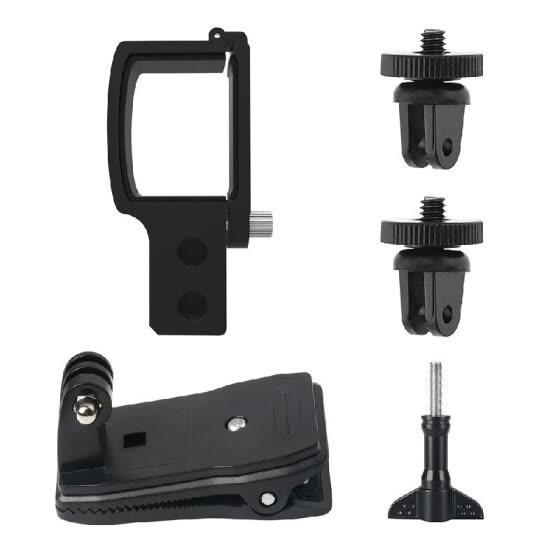 Backpack Clip + Adapter & Long Screw + Camera Holder Kit for DJI OSMO Pocket 3-axis Stabilizer Gimbal Camera