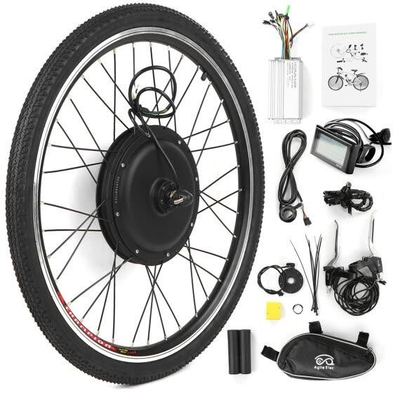 Shop 26x1 75'' Electric Bike Conversion Kit Bike Rear Wheel Hub