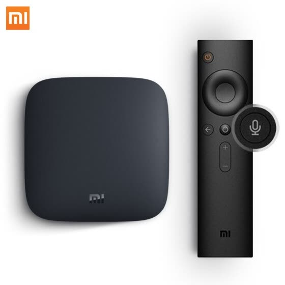 Глобальная версия Xiaomi Mi TV Box 3 Android 6.0 4K 8GB HD WiFi Bluetooth Многоязычный Youtube DTS Dolby IPTV Smart Media Player