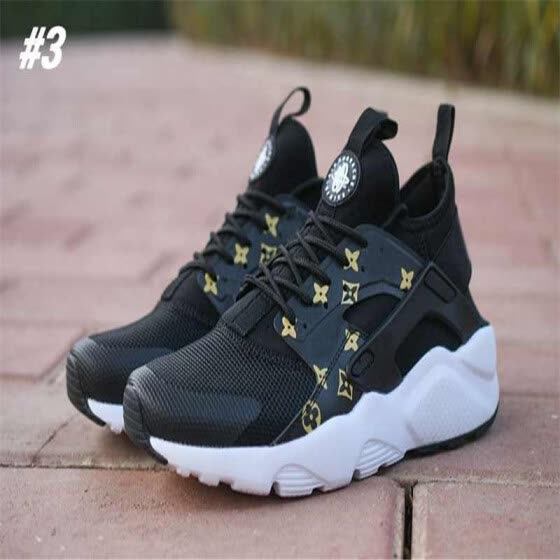 d6bef60ae7b6 2018 New Air Huarache 4 IV Ultra Running Shoes For Men Women All Red  Huraches Huaraches
